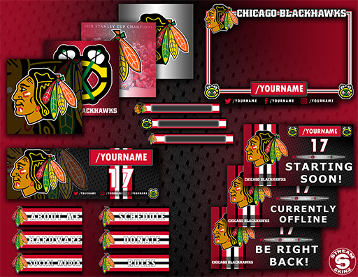 Chicago Blackhawks Package