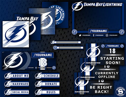 Tampa Bay Lightning Package